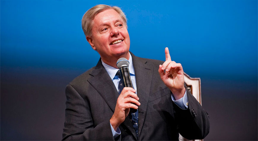 About Lindsey Graham
